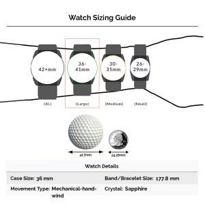 Vacheron Constantin Historiques Triple Date 37150 Mens Hand Winding Watch 36mm