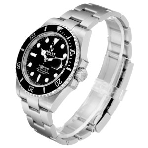 Rolex Submariner Cerachrom Bezel Oystersteel Mens Watch 126610