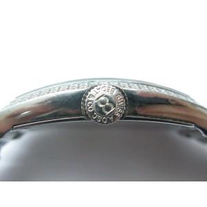 Stainless Steel Bedat Diamond Bezel Watch No 3 Retail $9,000