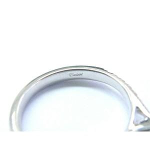Round Cut NATURAL Diamond Three-Stone Diamond WG Ring COAST Designer 1.26Ct IGI
