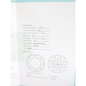 Tiffany & Co Platinum Novo Diamond Engagement Ring E-VS1 1.21CT