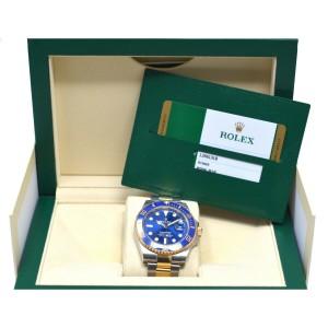 Rolex Submariner 126613 Ceramic Blue Dial 41mm Automatic Watch 2020
