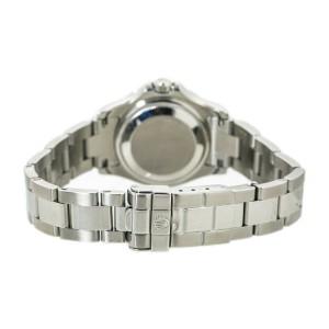 Rolex Yacht-Master 169622 Platinum Dial & Bezel Lady's Automatic Watch 29mm