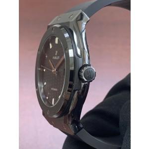 Hublot Classic Fusion Black Ceramic Automatic Watch 542.CM.1771.RX