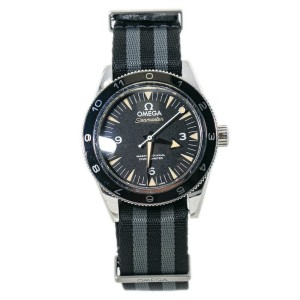 Omega Seamaster 233.32.41.21.01.001 James Bond SPECTRE Limited Edition Watch 41m