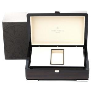 Patek Philippe Calatrava 18k White Gold Diamond Ladies Watch 7122