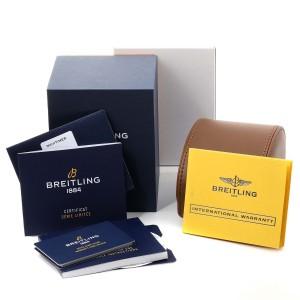 Breitling Navitimer 1 41mm Steel Rose Gold Mens Watch U17326