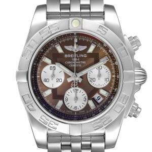 Breitling Chronomat Evolution 41mm Steel Mens Watch AB0140
