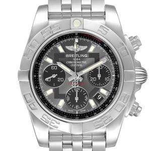 Breitling Chronomat Evolution 41mm Steel Mens Watch AB0140 Unworn