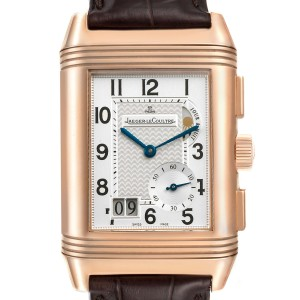 Jaeger LeCoultre Reverso Grande GMT Rose Gold Watch 240.2.18 Q3022420
