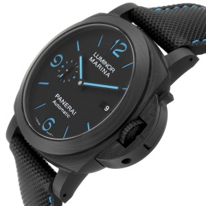 Panerai Luminor Marina 1950 44 Carbotech Mens Watch PAM01661