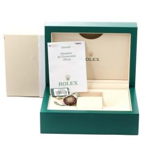 Rolex Datejust Midsize Silver Dial Steel Ladies Watch 178240 Box Card