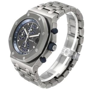 Audemars Piguet Royal Oak Offshore Chronograph Watch 25721TI