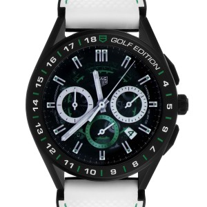Tag Heuer Connected Golf Edition Titanium Mens Watch SBG8A82 Unworn