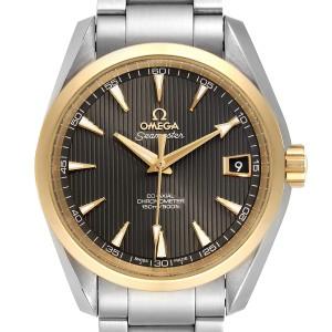 Omega Seamaster Aqua Terra Steel Rose Gold Watch 231.20.39.21.06.003