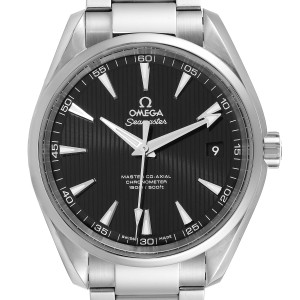 Omega Seamaster Aqua Terra Steel Mens Watch 231.10.42.21.01.003 Box Card