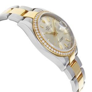 Rolex Datejust 116243sio 36mm Mens Watch
