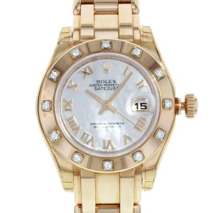 Rolex Datejust 80315 29mm Womens Watch