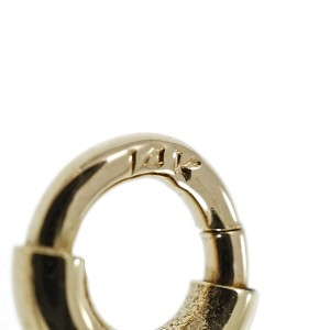 14K Yellow Gold with Rhodalite Garnet Bracelet