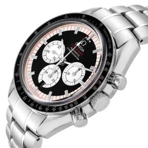 Omega Speedmaster Schumacher Legend LE Steel Mens Watch 3507.51.00