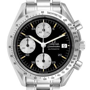 Omega Speedmaster Date Chronograph Steel Mens Watch 3511.50.00