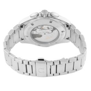 Omega Seamaster Aqua Terra Chrono Steel Mens Watch 231.10.44.50.04.001