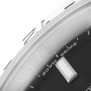 Rolex Explorer II Black Dial Parachrom Hairsprin Mens Watch 16570 Box Card
