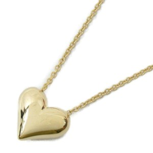 TIFFANY & CO 18k Yellow gold Heart necklace RCB-106