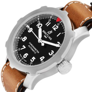 Breitling Navitimer Aviator Super 8 B20 Steel Mens Watch AB2040 Unworn