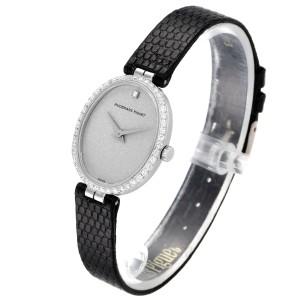 Audemars Piguet Vintage 18k White Gold Diamond Ladies Watch 7073BC