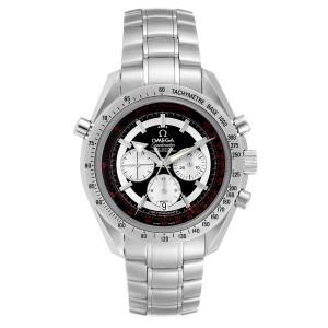 Omega Speedmaster Rattrapante Broad Arrow Watch 3582.51.00 Unworn