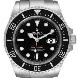 Rolex Seadweller 43mm 50th Anniversary Steel Mens Watch 126600