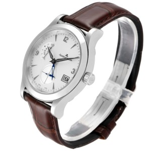 Jaeger Lecoultre Master Control Hometime Mens Watch