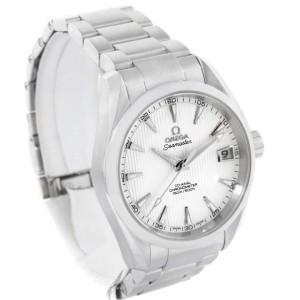 Omega 231.13.39.21.02.001 Seamaster Aqua Terra 150M Co-Axial Watch