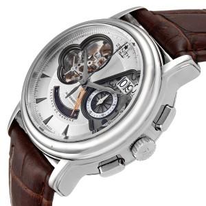 Zenith El Primero Chronomaster T Grande Date Watch 03.0240.4039 Box Papers