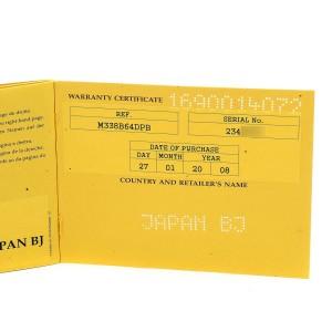 Breitling Aeromarine Avenger Skyland Blacksteel Mens Watch M13380 Box Papers