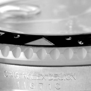 Rolex GMT Master II 116710 Stainless Steel 40mm Mens Watch