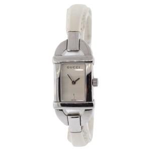 8391db32435 Gucci Bamboo YA068534 Stainless Steel Quartz 16mm Womens Watch ...