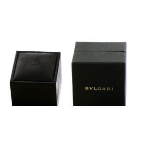 Bulgari B. Zero 1 18K White Gold 5 Band Ring Size 5.5