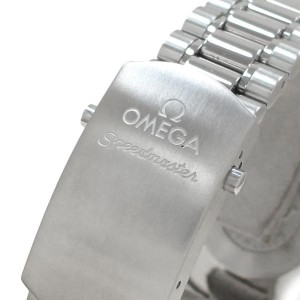 Omega Speedmaster 3539.50 Stainless Steel Black Dial Automatic 38mm Mens Watch
