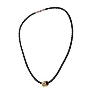 Chanel CC Mark Gold Tone Hardware Necklace