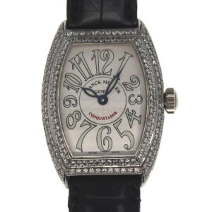 Franck Muller 8005 LQZ 33mm Womens Watch