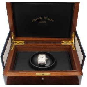 Franck Muller 8005 LQZ 33mm Womens Watch
