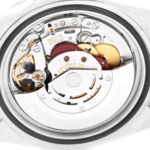 Rolex Explorer II Black Dial Parachrom Hairspring Mens Watch 16570 Box Card