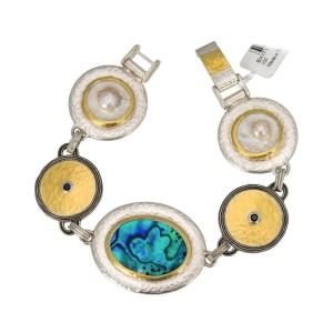 Gurhan Rose Gold, Sterling Silver Spinel Bracelet