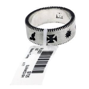 Gurhan Palladium, Sterling Silver Ring Size 11