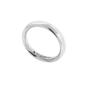Bulgari 18K White Gold Ring Size 6.75