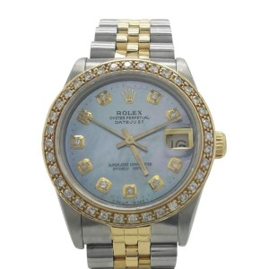 Rolex Datejust 68273 31mm Vintage Womens Watch