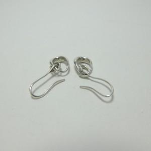 Georg Jensen Offspring 925 Sterling Silver Earrings