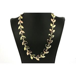 Tiffany & Co. Leaf Necklace